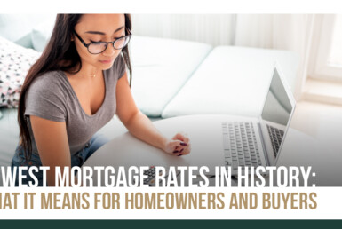 Low Mortgage Rates Image